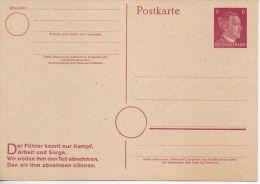 Aak2374/ Deutsches Reich Ganzsache Nr. P 314/ II Ungebraucht/ * - Germany