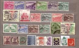 PAKISTAN Used Gestempelt Oblitere Stamps Lot #8075 - Pakistan