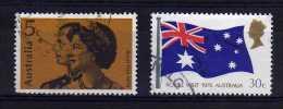 Australia - 1970 - Royal Visit - Used - 1966-79 Elizabeth II