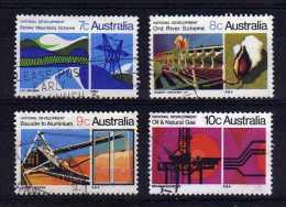 Australia - 1970 - National Development (1st Series) - Used - 1966-79 Elizabeth II