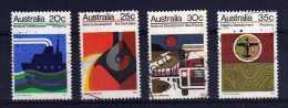 Australia - 1973 - National Development (2nd Series) - Used - 1966-79 Elizabeth II