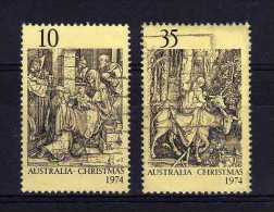 Australia - 1974 - Christmas - Used - 1966-79 Elizabeth II