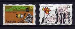 Australia - 1975 - Environment Dangers (Perf 15 X 14) - Used - 1966-79 Elizabeth II