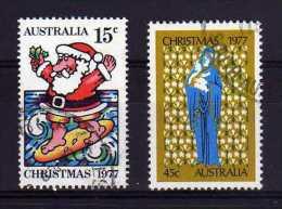 Australia - 1977 - Christmas - Used - 1966-79 Elizabeth II