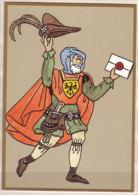 Briefbote Im 15. Jahrhundert , ( JPK 01/01 ) - Post & Briefboten