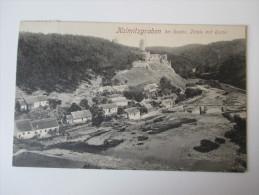 AK / Bildpostkarte 1910er Jahre Kolmitzgraben Bei Raabs, Totale Mit Ruine Verlag Anton Kirchberger - Raabs An Der Thaya