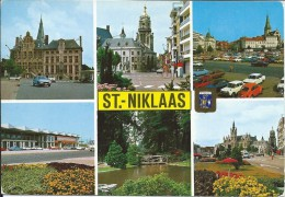 SINT NIKLAAS : Multi Vues - Sint-Niklaas