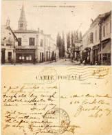 LEOGNAN - Entrée Du Bourg - Cachet De Censure  (Voir Verso)(65213) - France