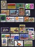 Australia - 1972/79 - 2 Sets & 21 Single Stamp Issues - Used - 1966-79 Elizabeth II