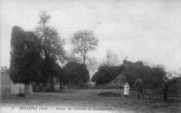 SENANTES  - Ruines Du Château De Goulancourt - - Ohne Zuordnung