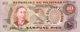 PHILIPPINES  10  Piso  Emission De 1978    Pick 161 B  Signature 9           ***** BILLET NEUF ***** - Philippines