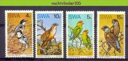 Mss005 FAUNA VOGELS PAPEGAAI BIRDS PARROT VÖGEL PAPAGEIEN AVES OISEAUX SWA 1974 PF/MNH - Verzamelingen, Voorwerpen & Reeksen