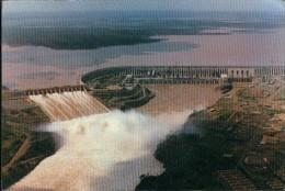 Represa De Itaipu 20.7.1988 Nice Stamps - Paraguay