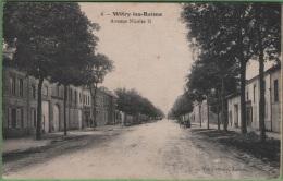 51 WITRY-les-REIMS - Avenue Nicolas II - France