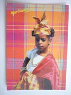 Martinique - M.94 - Jeune Fille En Costume Creole ( 2 Scann  ( Carte En Superbe Etat ) - Martinique