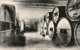 Marcel CLASTOT,Cidres -YVETOT - L'Une Des Caves - - Yvetot