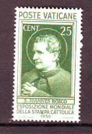 JV11 °°°     VATICAN  N° 74  Neuf (*) - Vaticano