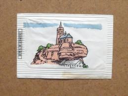Emballage De Sucre Ancien LOGOPACK Série TOURISME MOSELLE Dabo - Sugars