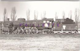 Sighisoara 150028   Train Roumains Roumanie  Gare 1974  Rare & Unique Photo Ancienne 13.5x8.5cm  Voie - Trains