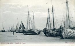 Heyst - Heist ----La Flotille De Pêche - Heist