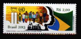 Brasil 2013 ** Upaep. Lucha Contra La Discriminacion Racial. - Brazilië