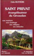 FELIX BUFFIERE  -  SAINT PRIVAT  -  EVANGELISATEUR DU GEVAUDAN - Limousin