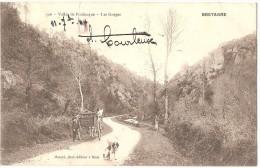 Dépt 22 - SAINT-GILLES-VIEUX-MARCHÉ - Vallée De Poulanque - (Gorges De Poulancre) - Environs De Mûr-de-Bretagne - Saint-Gilles-Vieux-Marché