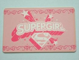 Hallmark ( 14 ) Gift / Wens Card / Supergril ( Formaat En Materiaal Idem Als Bankkaart ) !! - Cartes Cadeaux