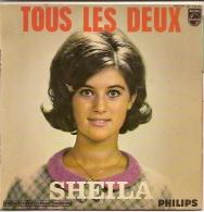 Sheila 45t. EP *le Folklore Américain* - Dischi In Vinile