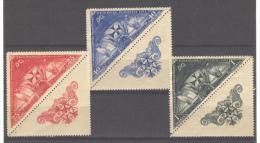 ES539B-L4138TVC.Spain Espagne.España.DESCUBRIMI ENTO DE AMERICA 1930 (Ed 539/1/38ba**)sin Charnela LUJO - Variedades & Curiosidades