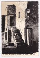 """Au Hazard Des Ruelles De Ste Agnes, En Flanant - Photo ROBY N° 935, Pas Circulé, Voir Verso """"Bar-restaurant La Cigale """" - Autres Communes"""