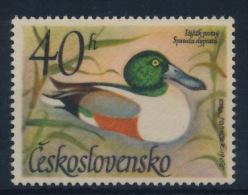**Czechoslovakia 1967 Mi 1682 Duck Water Bird MNH - Ungebraucht