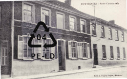 DOTTIGNIES - Ecole Communale -  Superbe Carte - Moeskroen