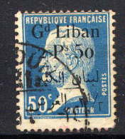 LIBAN - N° 43a° - TYPE PASTEUR - Great Lebanon (1924-1945)