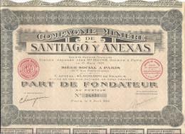 Mines De Santiago - Mines