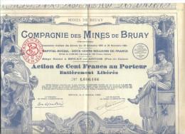 Mines De Bruay - Mines