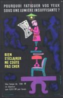 Dessin De Serge Defradat - Electricité & Gaz