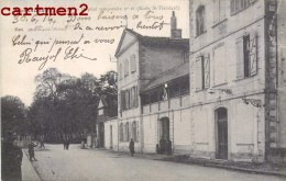 MONTAUBAN HOPITAL TEMPORAIRE N°18 ECOLE SAINT-THEODARD GUERRE HOPITAUX MILITAIRE 82 - Montauban
