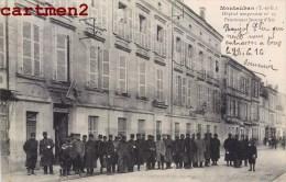 MONTAUBAN HOPITAL TEMPORAIRE N°25 PENSIONNAT JEANNE-D'ARC TRES ANIMEE GUERRE HOPITAUX MILITAIRE 82 - Montauban