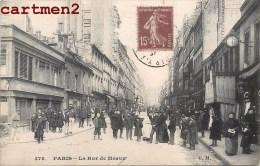 PARIS LA RUE DE MEAUX TRES ANIMEE 75019 - Arrondissement: 19