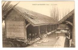 Sacy Le Grand  Le Lavoir - Francia