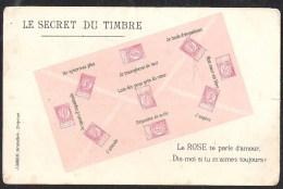 Fantasie Le Secret Du Timbre Ca 1900 * - Autres