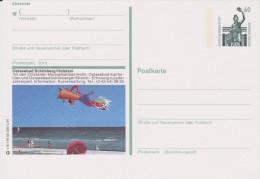 Duitsland 1987 Unused Postal Card Ostseebad Schönberg - [7] West-Duitsland