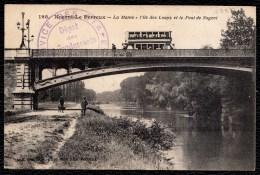 GRAND TAMPON ** SERVICE DES ETAPES - Dépot Des Convalescents - 1915 De Le Perrier Vers Coulommiers - Marcophilie (Lettres)