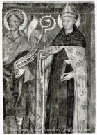 Y1183 Terenzio (Parma) - Cassio - Chiesa Parrocchiale - Affresco Del 1450 / Non Viaggiata - Italia
