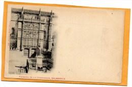 Salamanca Spain 1900 Postcard - Salamanca