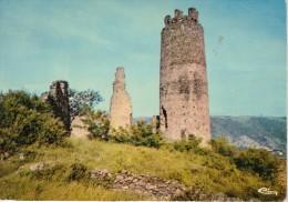 CP - ARRAS (07) - Ruines Du Château Féodal - 1979 - Sonstige Gemeinden