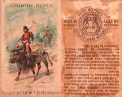 Transport De L'amidon Remy - Roumanie - Trade Cards