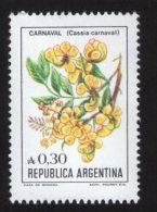 Argentine Flore Fleur Flower Cassia Carnaval - Autres