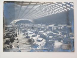 Torino Turin Salon International De L´auto 1954 - Expositions